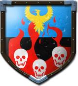 Seigneur Barington's shield