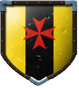 TEMPLKNIGHT's shield