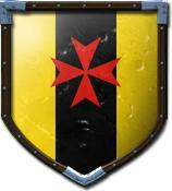 TEMPLKNIGHT's shield