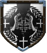 Hochmeister Teodor's shield