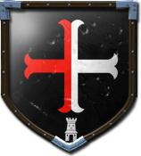 Piotr M's shield