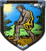 Redstrike's shield