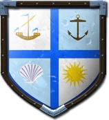 Queen Punkie's shield